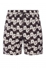 Patterned swim shorts od Dolce & Gabbana